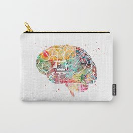Circuit Brain Carry-All Pouch