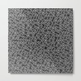 676 Síes Metal Print