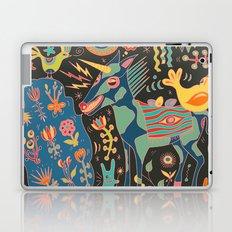Unicorn Babble Laptop & iPad Skin
