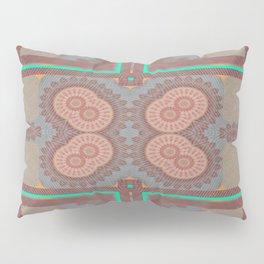 Pallid Minty Pattern 2 Pillow Sham