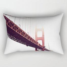 bridge with color Rectangular Pillow