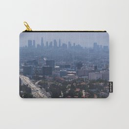 USA Photography - The Big City Of Los Angeles Carry-All Pouch