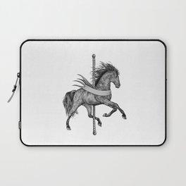 Carousel Horse Laptop Sleeve