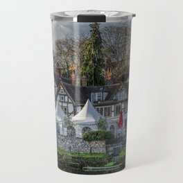 The Boathouse Pub Travel Mug