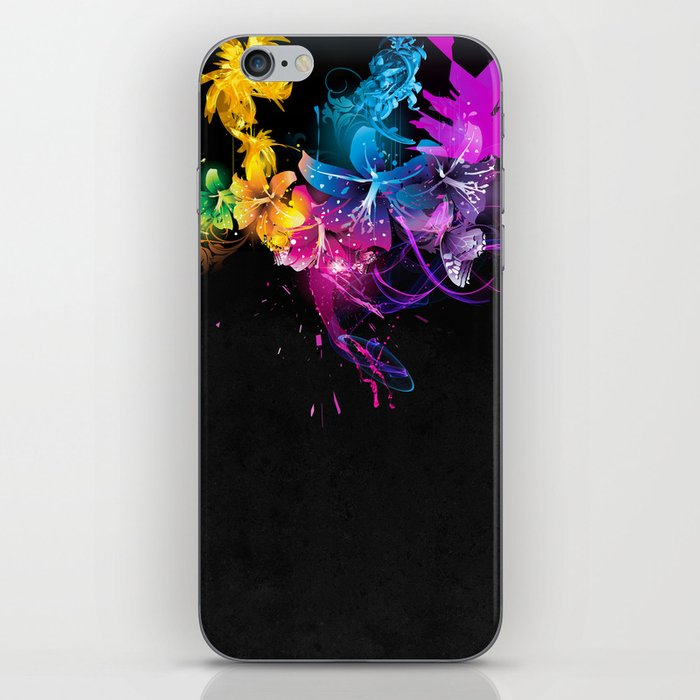 Dark Passenger iPhone Skin