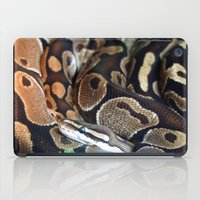 monty python iPad Cases featuring Python by GardenGnomePhotography