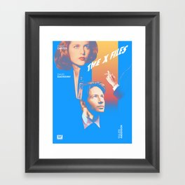 Mulder, Is That You? Framed Art Print