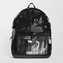 Golden triangle night life - Bordeaux Backpack