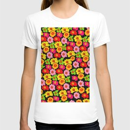 Alicia Flowers T-shirt