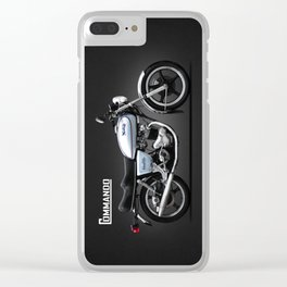 The 850 Commando Clear iPhone Case