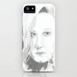 Woman 1 iPhone Case