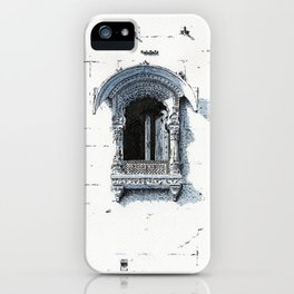 Window in Mehrangarh Fort iPhone Case