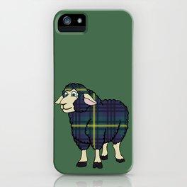Modern Johnstone Sheep iPhone Case