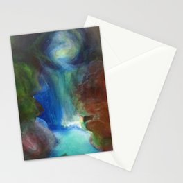 The Kissing Cave Stationery Cards
