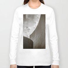 Texturized Brutalism Long Sleeve T-shirt