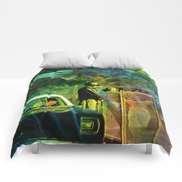 A Nightly Pull Over:The Casual Affair Comforters