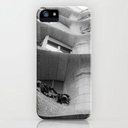 Contemporary Details iPhone Case