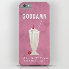 Pulp Fiction - the $5 milkshake iPhone 6 Plus Slim Case