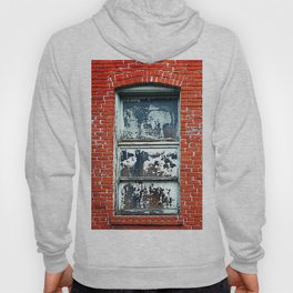 Old Windows Bricks Hoody