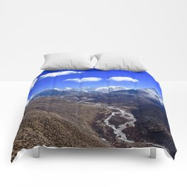 Himalayan Valley Comforters