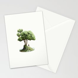 Petri Dreams Stationery Cards