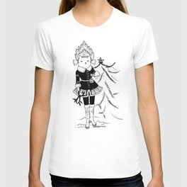 Winter princess T-shirt
