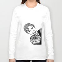 amelie Long Sleeve T-shirts featuring Amelie by Addison Karl