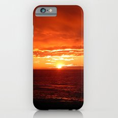 Sun Sets on the Mighty Saint-Lawrence Slim Case iPhone 6s
