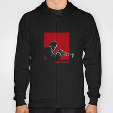 MILES / DAVIS [A Kind of Red][by felixx / 2016] Hoody