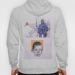 A bad painting is all it takes... Hoody