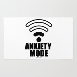 Anxiety mode Rug
