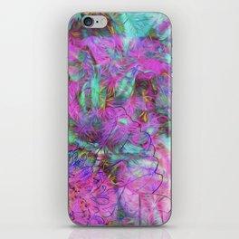 Tye-Dye Abstract iPhone Skin