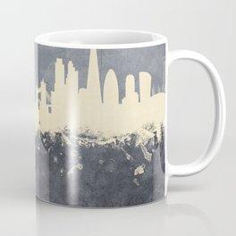 London England Skyline Coffee Mug