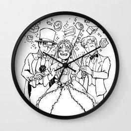 Sailor Moon's Dream Wedding Wall Clock