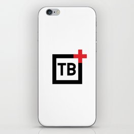 cc iPhone Skin