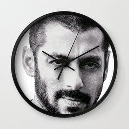 Salman Khan Wall Clock