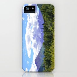 The Mountains Are Calling . . . II iPhone Case