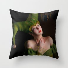 Foolish Love Throw Pillow