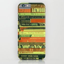 Tapes iPhone Case
