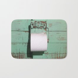 A Square to Spare Bath Mat