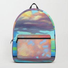 Sky Opus by Amanda Martinson Backpack