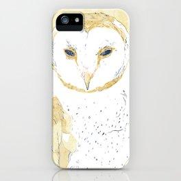 Chouette iPhone Case