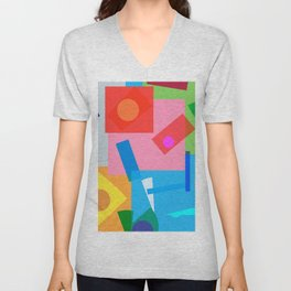 something that you can sold for big big money Unisex V-Neck