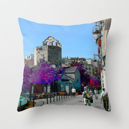 Could it ever be considerate to loathe wonderment? Throw Pillow