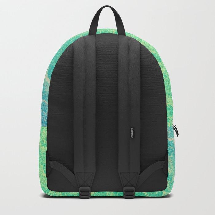 Tropical Waters Backpack