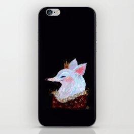 Fox King! iPhone Skin