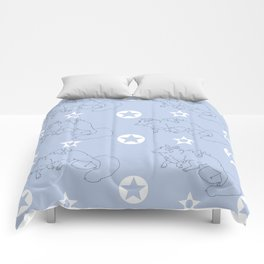 Flffy and shrk Comforters