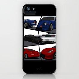 Z Generations iPhone Case