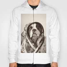 Obi Wan (Buck the world's most lovable boxer dog) Hoody