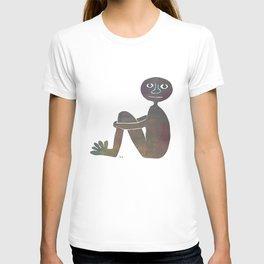 Sitting Still T-shirt
